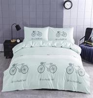 סט מלא מיטה וחצי דגם אופניים