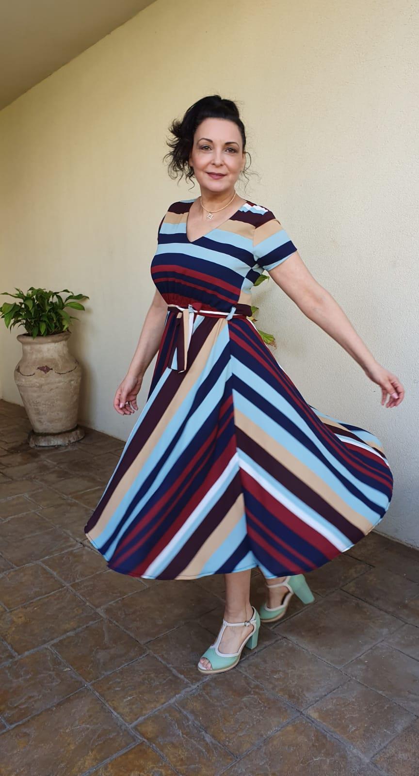 שמלת ספיר