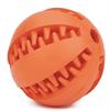 כתום - כדור משחק לניקוי שיניים