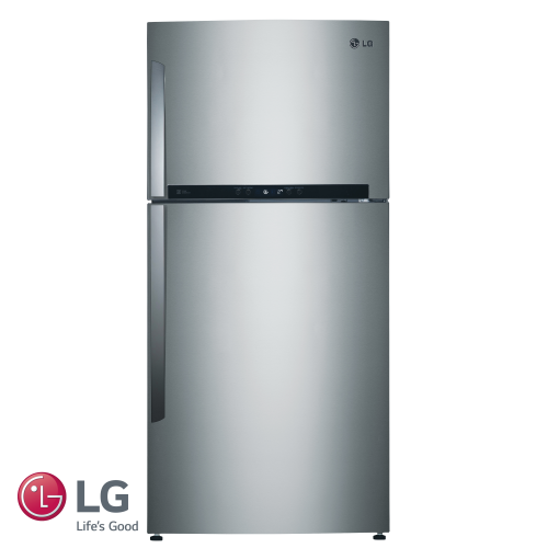 מקרר מקפיא עליון LG GRM6981S 604 ליטר
