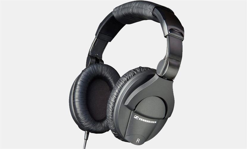 אוזניות חוטיות Sennheiser HD280Pro, עמידות גבוהה לשימוש יומיומי