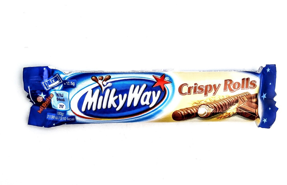 Milky Way קריספי רולס
