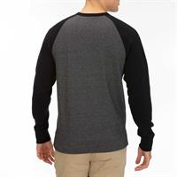 HURLEY CRONE TEXTURED CREW FLEECE