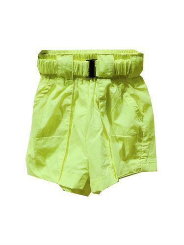 מכנס ניילון צהוב - 2-16