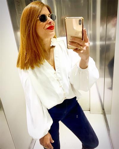 חולצת מיקאלה - לבנה