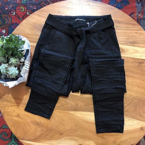 מכנסי MUNICH שחור