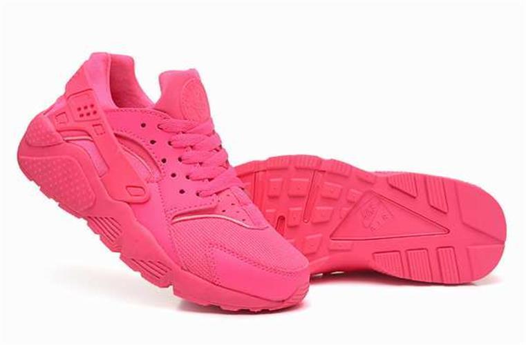 נעלי ספורט Nike Air Huarache Pink Red מידות 36-40 לנשים