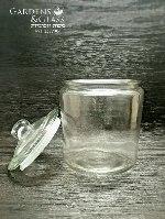צנצנת ואקום זכוכית 3.8 ליטר