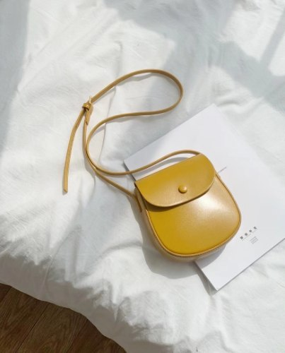 תיק צד קטן רוני צהוב