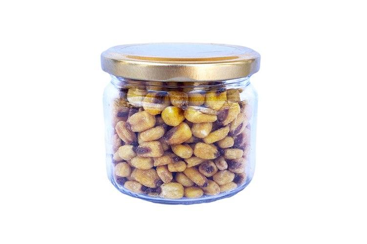 תירס קלוי בצנצנת