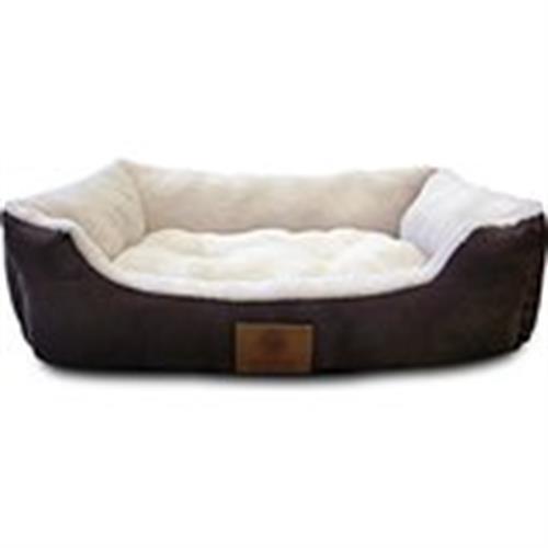 """מיטת פוך פרווה אורטופדית AKC 55*45 ס""""מ"""