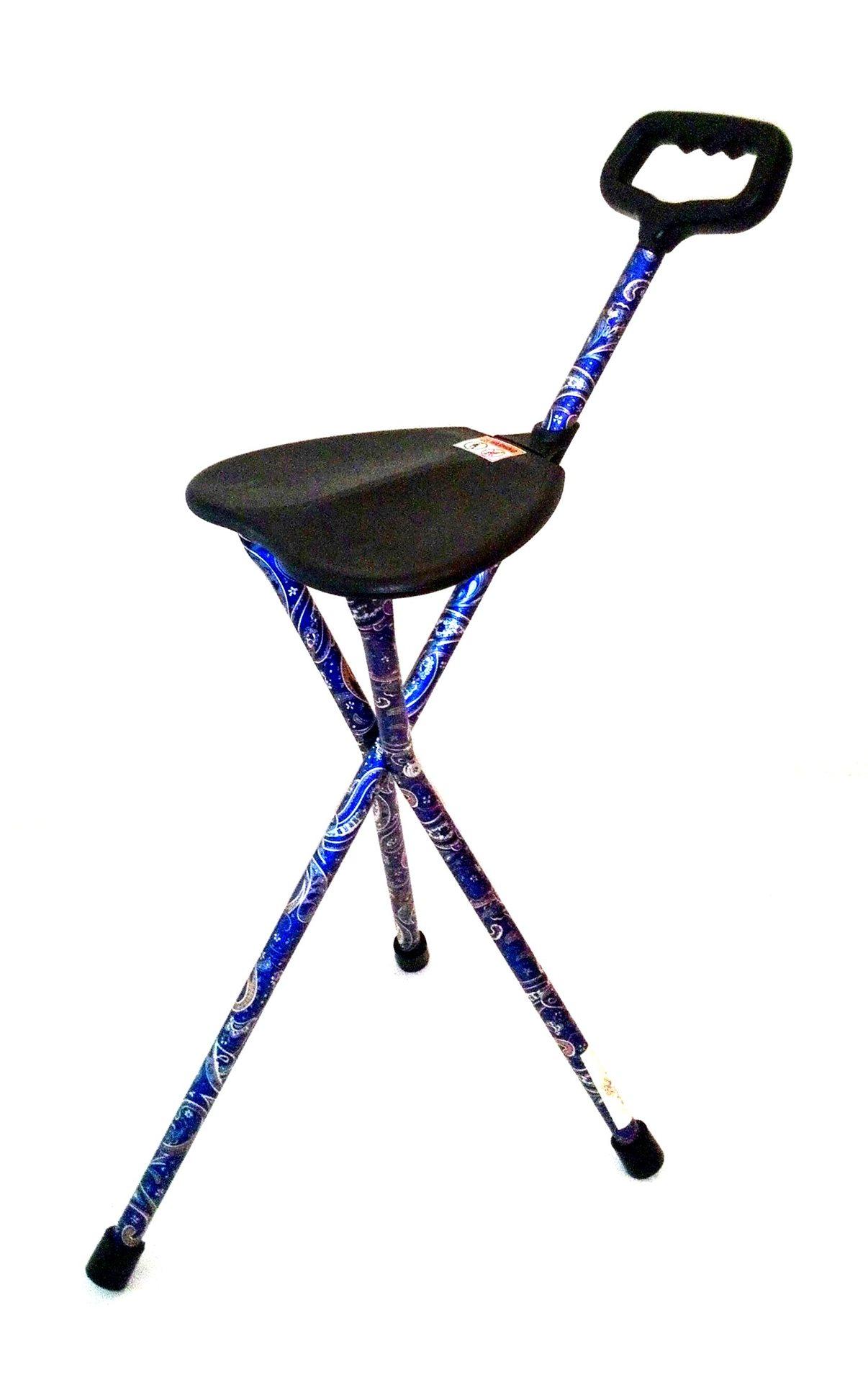 מקל כסא - מקל הליכה- צבעוני