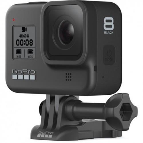 מצלמת אקסטרים GoPro HERO8 Black
