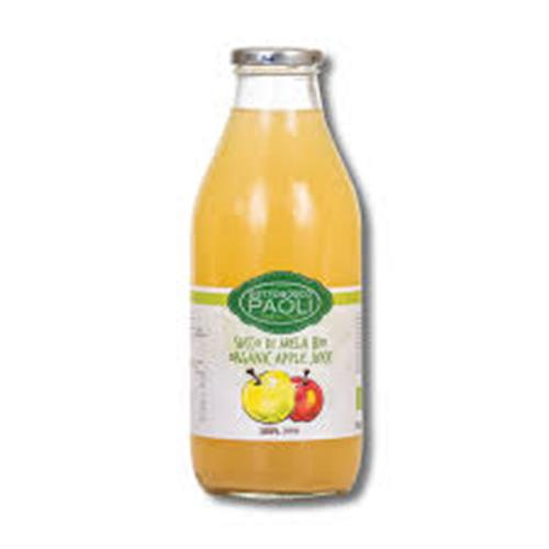 מיץ תפוחים אורגני 750מל