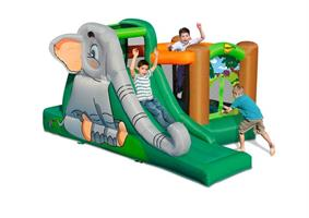 מתקן קפיצה מערת הפילים הפי הופ - 9274 - Elepant's Cave Happy Hop