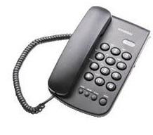 טלפון שולחני קווי SKL TF232