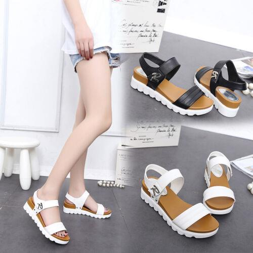 Women Sandals Shoes Fashion Beach Slides Shoes Flats Flip Flop Slippers Hot