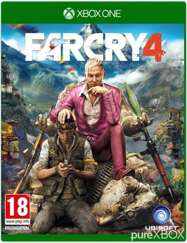 Farcry 4 - Xbox One
