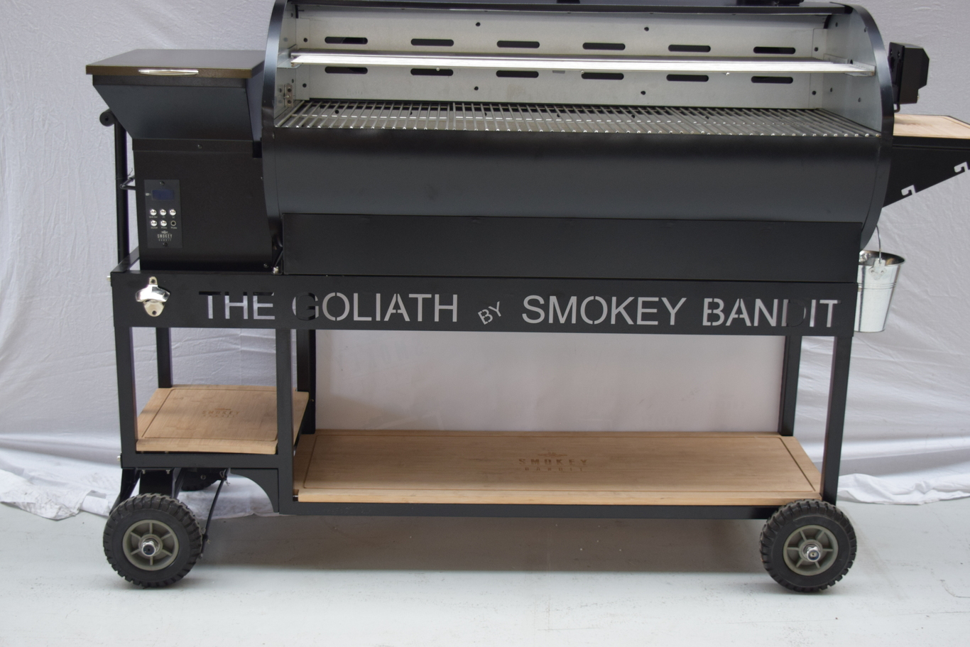 מעשנת פלט דגם גוליית