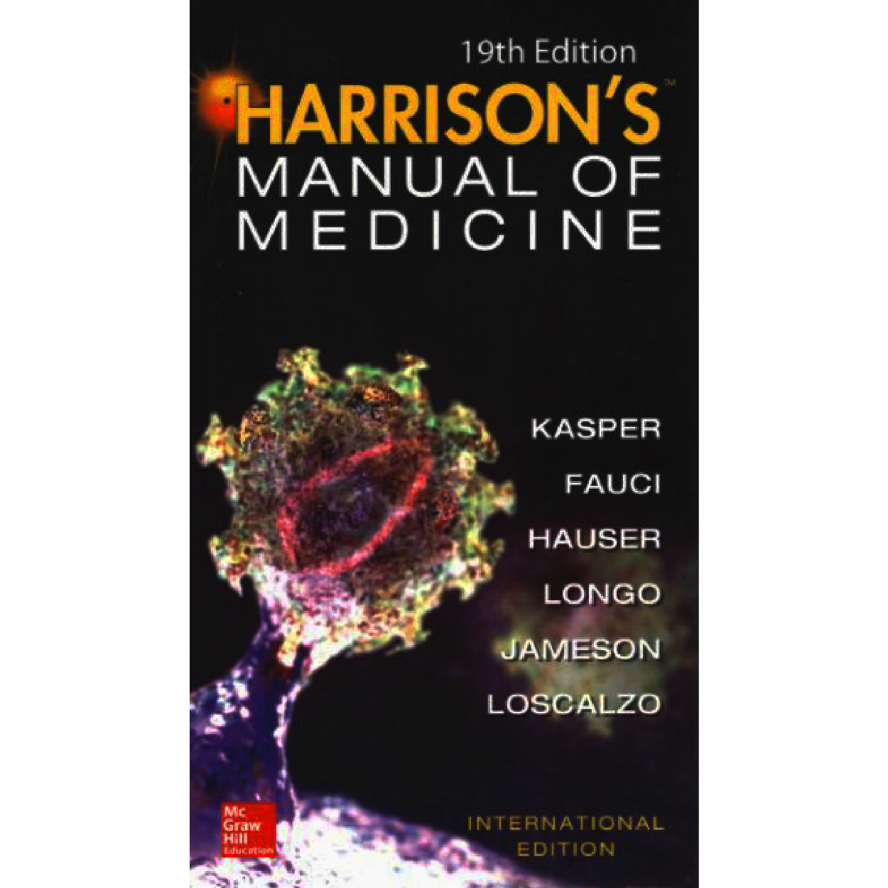 Harrisons Manual of Medicine 19th International Edition