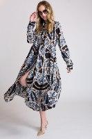 שמלת אנג'לינה שחור