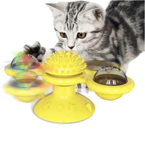 צעצוע טחנת רוח לחיות מחמד