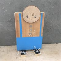 עיצוב בעץ - רובוטים בשירות האדם (הורה וילד) - חנוכה