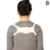 לבן - רצועת גב ליישור הכתפיים