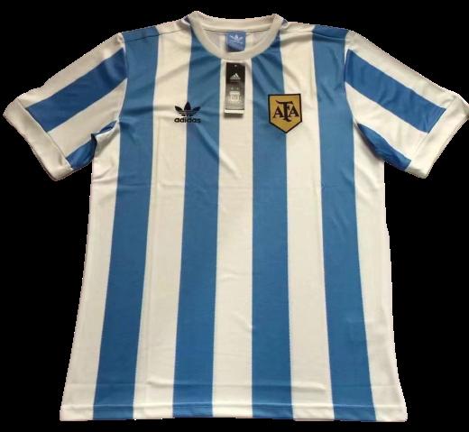 חולצת מראדונה 1978 ארגנטינה