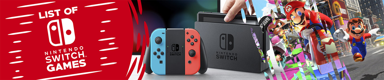 משחקים ל- Nintendo Switch - סינדיה
