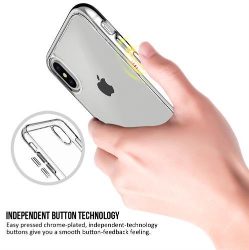 כיסוי סילקון לאיפון XR 6.1