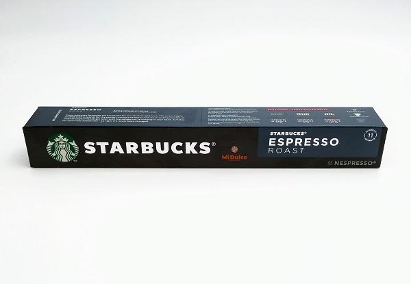 קפסולות סטארבקס נספרסו Espresso