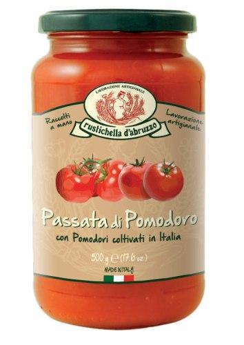 רוסטיקלה עגבניות קלופות טבעי