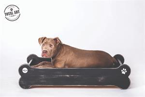 מיטה לכלב - על העצם M צבע לבחירה