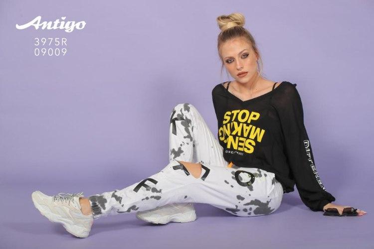 חולצה STOP ANTIGO