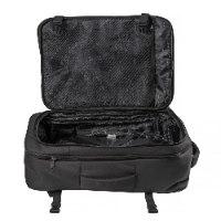 תיק גב מתרחב עליה למטוס CABIN MAX UPPSALA 55x40x20 - צבע שחור