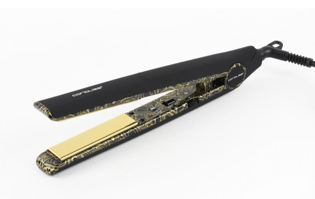 מחליקc1 שחור זהב