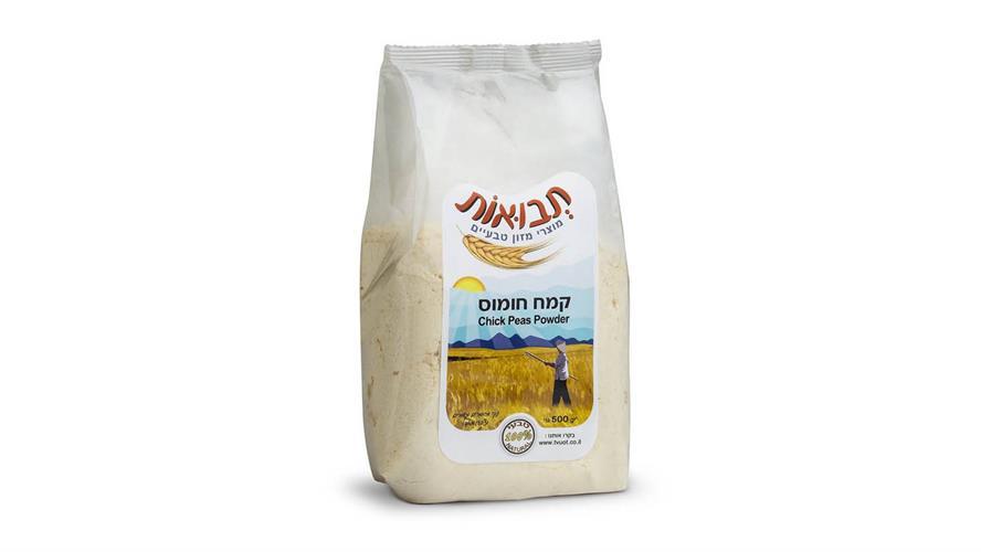 קמח חומוס 500 גרם