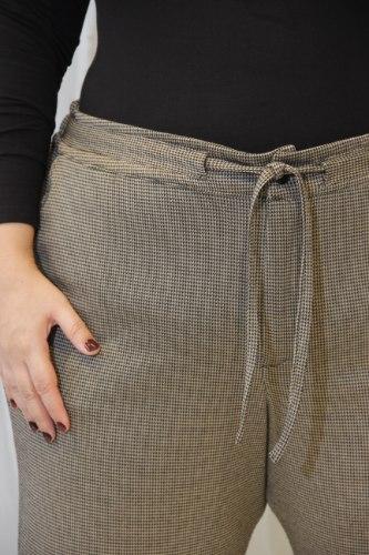 מכנסיי ריקו פפיטה חום