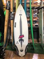 LOST V3 STEALTH CARBON WRAP 5'5 FCS