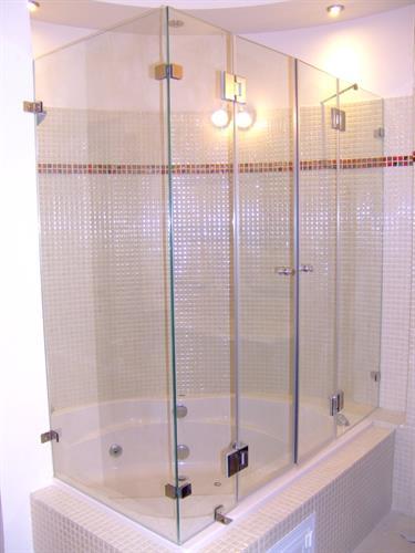 אמבטיון ונציה + קבוע צד