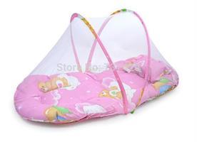 מזרן לתינוק עם קילה נגד יתושים