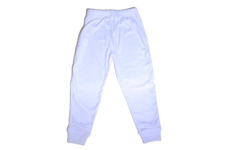 מכנסי גטקס צבע לבן בנים/ בנות