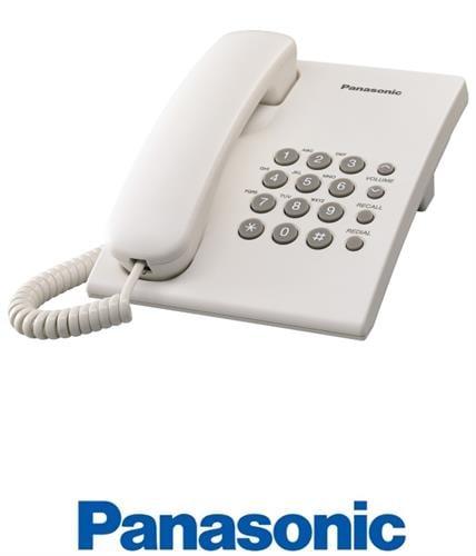 Panasonic טלפון שולחני דגם : KX-TS500MXW