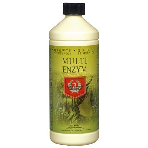 האוס אנד גארדן מאיץ צמיחה HNG Multi Enzym 250ml