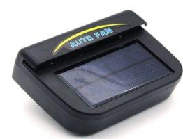 מאוורר סולארי לרכב