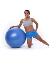 כדור פילאטיס לפיזיותרפיה עם משאבה