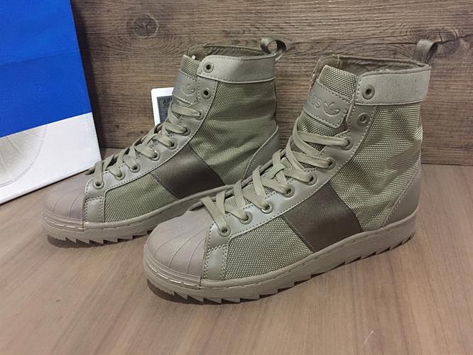 נעלי adidas SUPERSTAR JUNGLE מהדורת חורף מידות 40-44