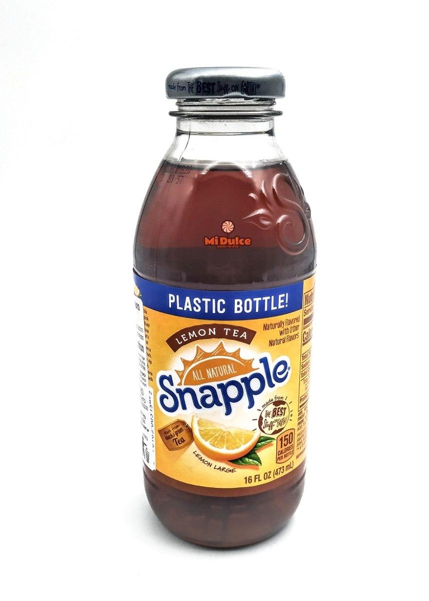 Snapple Lemon