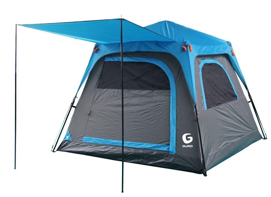 אוהל קמפינג בן רגע  Panorama 4P
